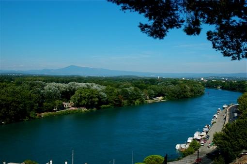 The Rhone River